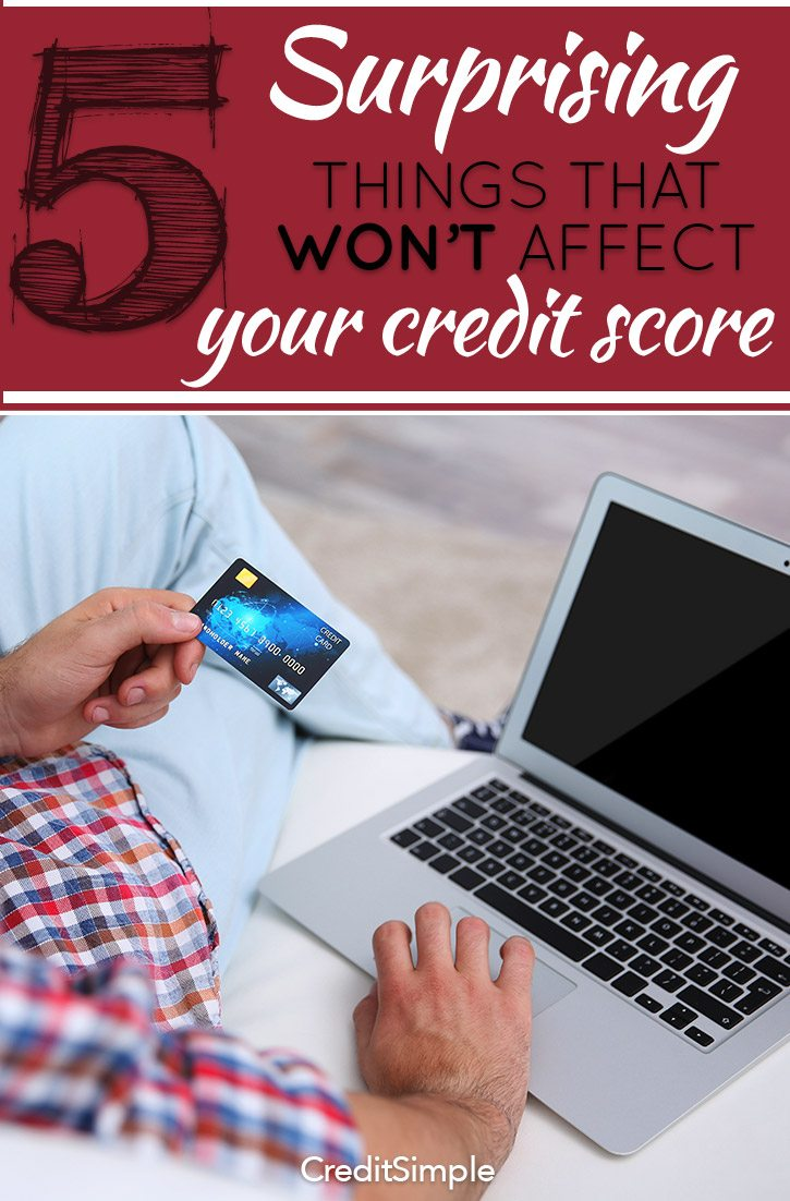 Don't Effect Your Credit